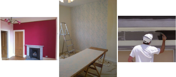 We Also Undertake Wallpapering Work Have A Retion For Providing Quality And Professional Decorating Service At Great Rates